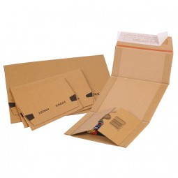 Wickelverpackung 217x155x0-60 mm A5