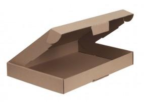 Maxibriefkartons 350 x 250 x 50 mm, Braun (DIN A4+ / B4)