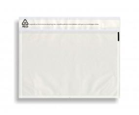 Dokumententaschen C6 Transparent, VE a. 1000 Stück