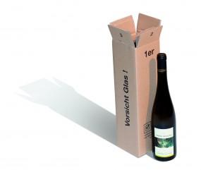 1er PTZ Weinverpackung Flaschenverpackung