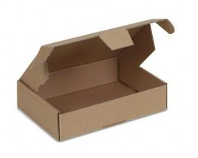 Maxibriefkartons 180x130x45mm, A6/B6, MB 4, braun