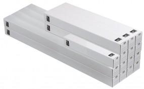 Archiv Planbox weiss Nutzmaß 500 x 65 x 65mm, tp.100.001