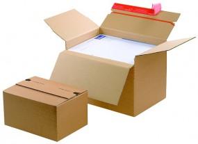 ColomPac Blitzbodenkartons 445x315x180-300 mm DIN A3, CP 141.301
