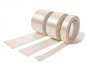Filament Klebeband 25mm x 50m, glasfaserverstärkt