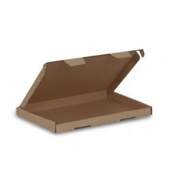 Großbriefkarton 230x160x20mm (DIN A5) - Braun