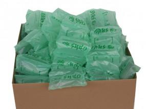 Luftkissen Green, 213 Liter ca. 450 Kissen 200 x 100mm, biologisch abbaubar