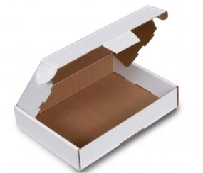 Maxibriefkartons 250 x 174 x 50 mm, Weiß (DIN A5+)
