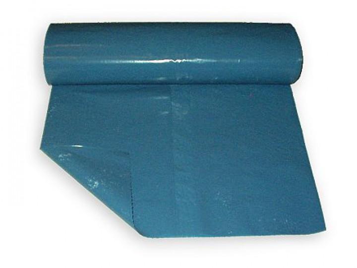 125 x 120 Liter Müllsack Müllbeutel Müllsäcke mit Zugband Blau Müllsäcke Typ 925