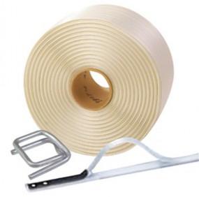 Polyesterfadenband 16mm x 600m, WG 55