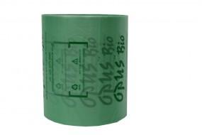 Qfill AP BIO Luftkissenfolie für Kissengröße 200 x 100mm, Rollenlauflänge: 500m