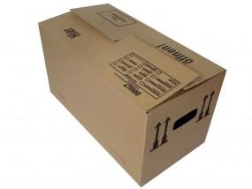 Umzugskartons 610x305x320 mm Profi -zweiwellig-
