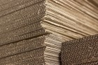 Wellpappe zur Herstellung von Kartons