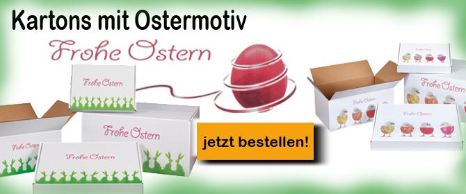 Osterkartons